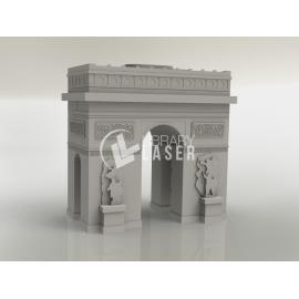 Arco del triunfo diseño