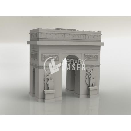 Arch of Triumph design