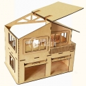 Casa garaje diseño