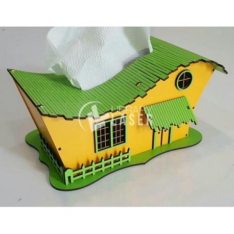 Tissue holder design