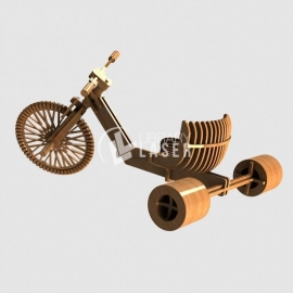 Tricycle design