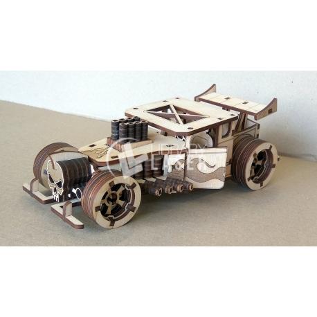 Carro de carreras diseño