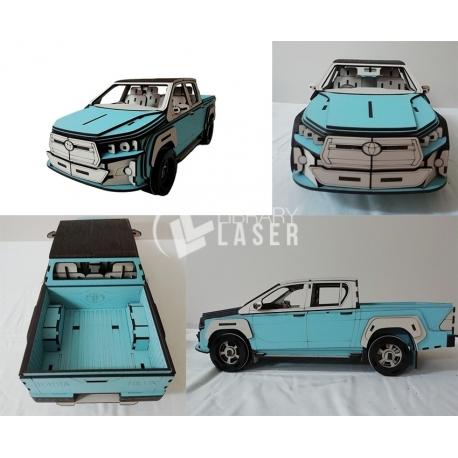 Toyota diseño