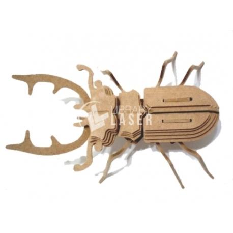 Escarabajo diseño