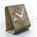 Table clock design