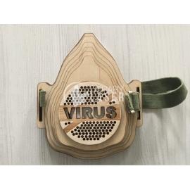 Mascara Tapabocas diseño