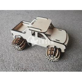 Camioneta niños diseño