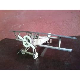 Avión nieuport diseño
