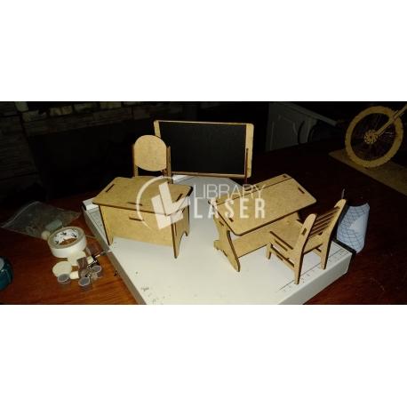 School furniture design
