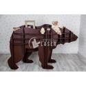 Mueble oso diseño