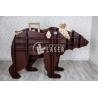 Bear cabinet design