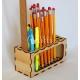 Pencils holder design