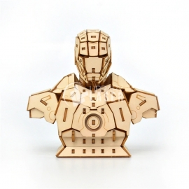 Iron Man 3D design
