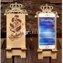 Phone holder design - phone stand dxf
