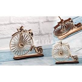 Bicicleta 3d diseño