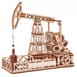 Bomba de petróleo diseño