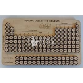 Square periodic design