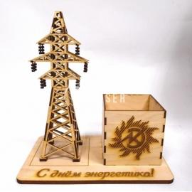 Torre energía diseño