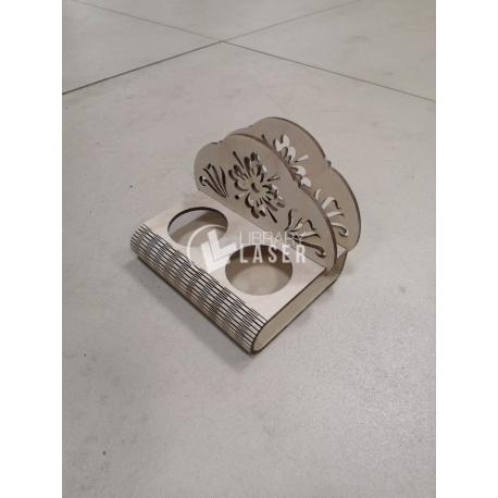 Napkin holder design