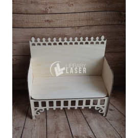 Sofá antiguo diseño