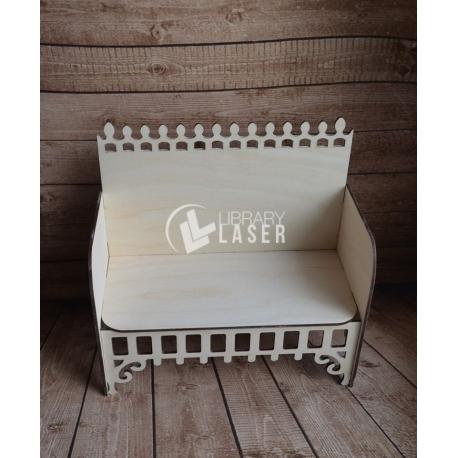 Old sofa design