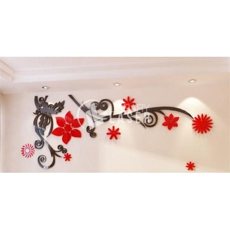 Panel pared diseño