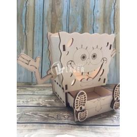 Spongebob box design