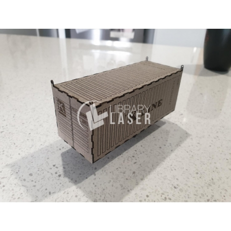 Container diseño