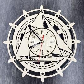 Reloj barco diseño