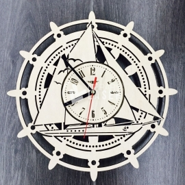 Ship clock design