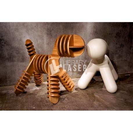 Puppy dog design