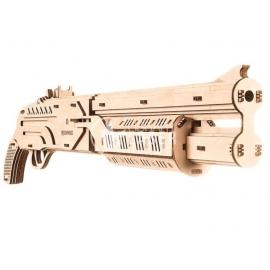 Escopeta juguete diseño