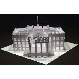 Paper house design