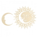 Sun and moon design