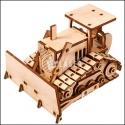 Bulldozer design