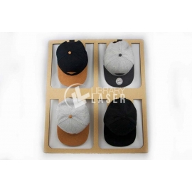 Porta gorras diseño