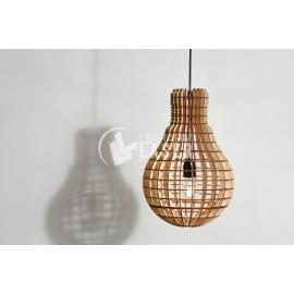 Lámpara bombilla diseño