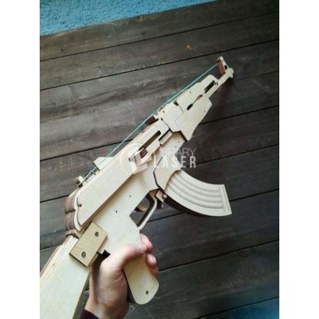 Ak 47 diseño