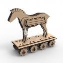 Troy Horse design