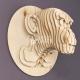 Ape head design