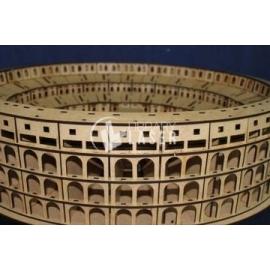 Coliseo romano diseño