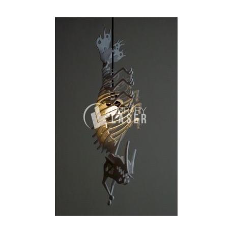 Monster lamp design