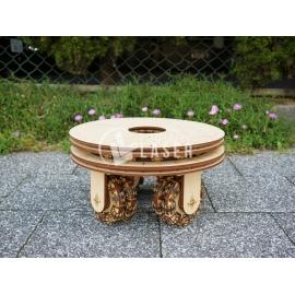 Wheel table design