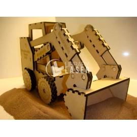 Mini forklift design