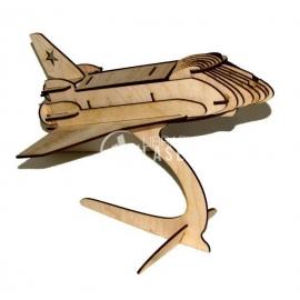 Transbordador espacial diseño