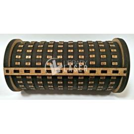 Dispositivo de estampado de nombre en madera diseño
