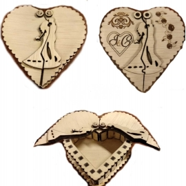 Heart box design