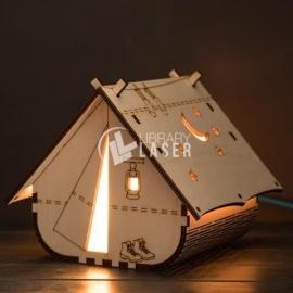 Glamping design