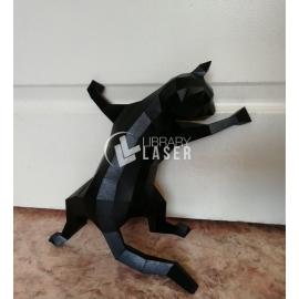 Pepakura cat design