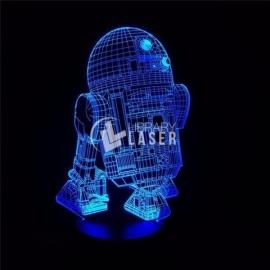 R2-D2 diseño
